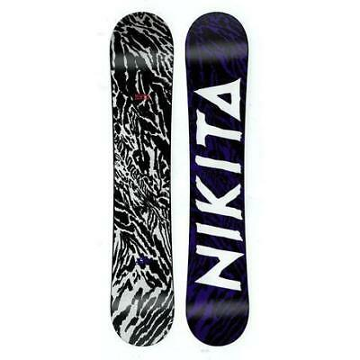 NEW Snow gear Nikita Chikita Womens Snowboard 147cm