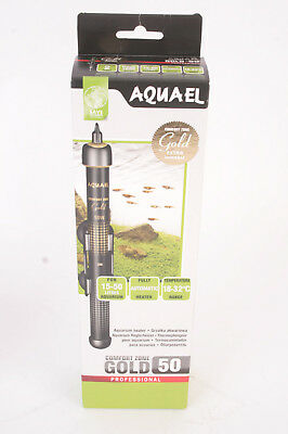 AQUAEL Comfort Zone GOLD 50 - Chauffage 50W - Aquarium heater - Thermoplongeur