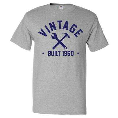 51828b6b 59TH BIRTHDAY GIFT T shirt 59 Years Old Present 1960 Tools Tee ...