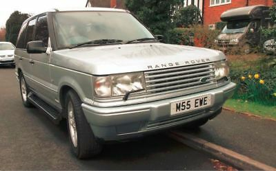LAND / RANGE ROVER P38 with Defender / Discovery 300tdi M&D engine  conversion