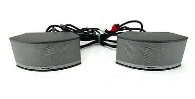 Bose Companion 5 Speakers Set For Companion 5 Only No Stands As Pictured Working