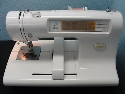Baby Lock Espree Computerized Embroidery Sewing Machine