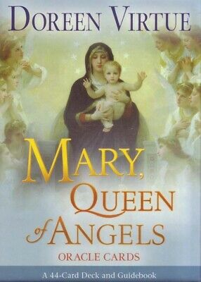 IC: Mary, Queen of Angels Oracle Cards