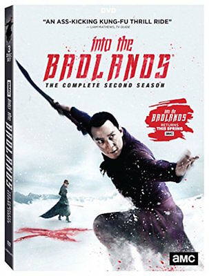 Into The Badlands: Season 2 Dvd - The Complete Second Season [3 Discs] - New