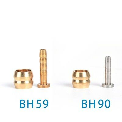 4 Pairs Shimano SM-BH59 BH90 Olive and Connector Insert for Hydraulic Brake Hose