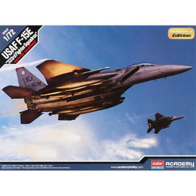 Academy 1/72 USAF F-15E 33rd Fighter Squadron 12550