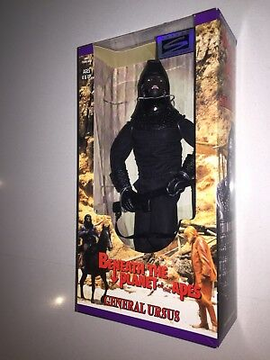"""New Mint Vintage Planet Of The Apes 1998 Gen Ursus 12"""" Rare Hasbro Never Opened"""