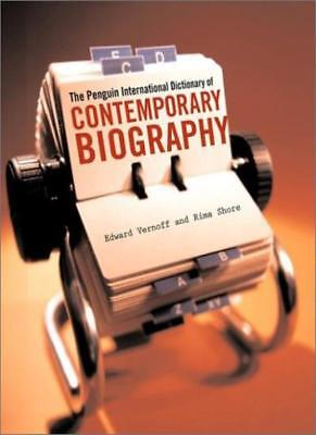 The International Dictionary of 20th Century Biography (Second Edition) By Rima