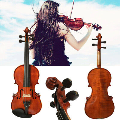 Copy Stradi 4/4 Violin, Powerful tone One Pc Back!Best selling model!!! A+