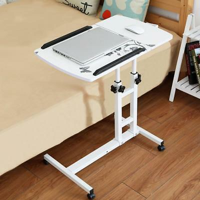Laptop Desk Angle Height Adjustable Portable Notebook Sofa Bed Table Stand Pro