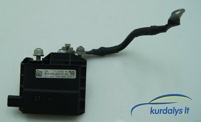 MERCEDES BENZ C Class Fuse Box Positive Clamp with Cable A0009060086 ...