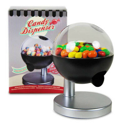 Electronic Touch Sensor Activated Refill Sweet Candy Dispenser Gumball Machine