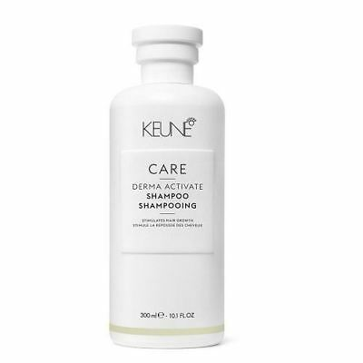 Keune Care Derma Activate Shampoo For Thinning Hair And Hair Loss 300ml/10.1 Oz