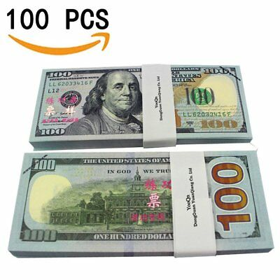 yooqn play money 10000 full print new style money copy of 100 dollar
