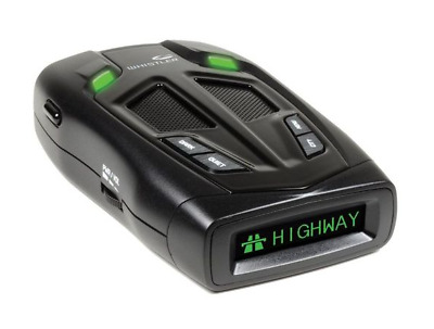 MINT!!! Whistler Z-19R Laser Radar Detector LOOK!!!