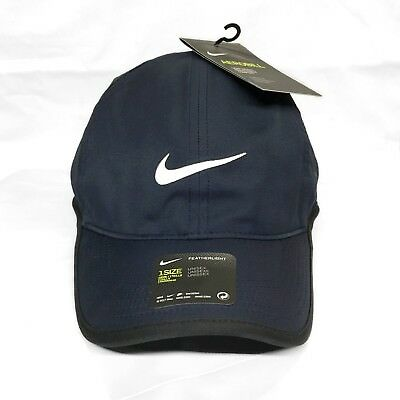 Nike Featherlight Tennis Cap (Navy)