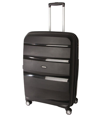 American Tourister - Bon Air Deluxe 75cm Large Expandable Spinner - Black
