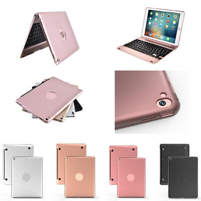 Slim clamshell Case Cover Bluetooth keyboard For iPad Air1/2/2017 iPad Pro 9.7