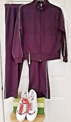 Red Hat Society Clothes Lot