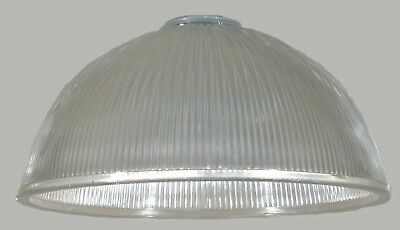 New Art Deco Claredon Large Clear Glass Shade Part Lamp Light Pendant Hanging