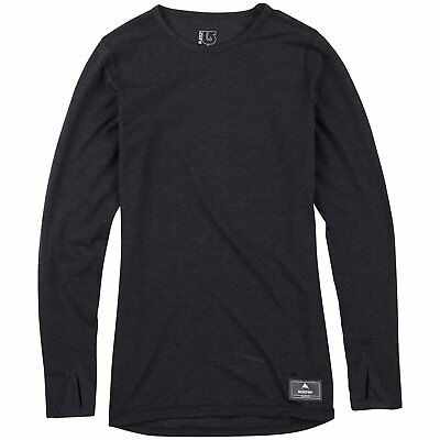 NEW Snow gear Burton Lightweight Base Layer Wool Crew