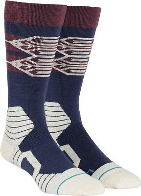 NEW Snow gear Stance Hive Snow Sock Navy
