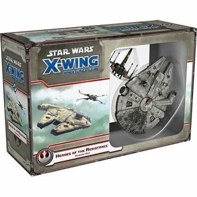 Star Wars: X-Wing - Heroes of the Resistance Expansion Pack