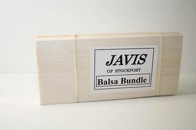 Javis Stockport BWBBL small Balsa wood Bundle crafting hobbies FNQHobbys