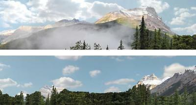 OO 1:76 ID Backscenes Rockies 260B 10 foot x 15 inches FNQHobbys