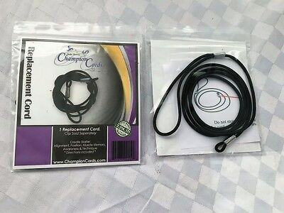 Champion Cords S-Hook Training Aid Replacement Cord BRAND NEW