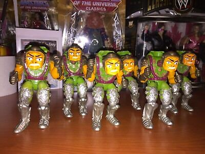 BUTTHEAD Army He-Man New Adventures 1990 Mattel
