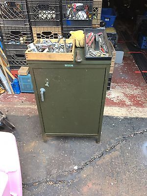 "Lyon Cabinet 33.5"" x 15"" with key"