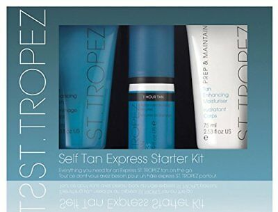 ST. TROPEZ Self Tan Express Starter Kit Coffret découverte