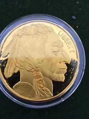 2012 $50 Gold Buffalo Tribute Proof Coin