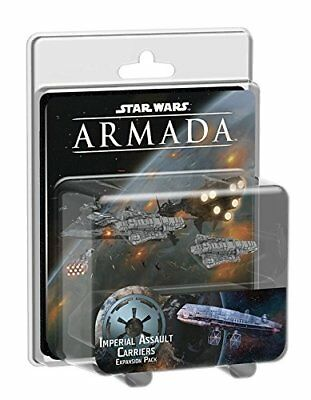 Star Wars Armada IMPERIAL ASSAULT CARRIERS Expansion Pack FFG SWM18