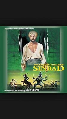 Golden Voyage Of Sinbad Resin Model Kit Exellent Condition Never Opened RARE
