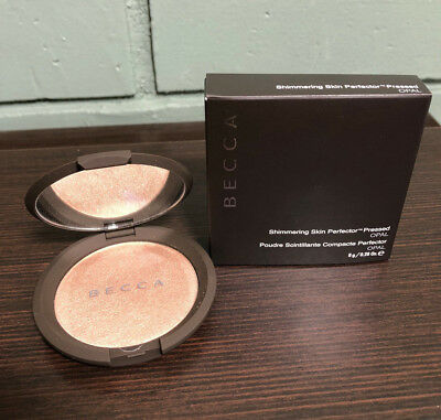 BECCA Shimmering Skin Perfector Pressed OPAL .28oz / 8g - Full Size - NEW IN BOX