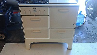 Antique Detroit Jewel Gas Oven Complete Working Condition