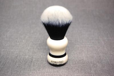 Stirling Soap Company Synthetic 2 Band Shaving Brush 24mm x 56mm