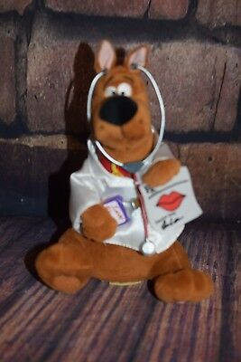 "Scooby Doo Cartoon Network 8"" Plush Animated dancing to Love Potion #9 RARE I1"