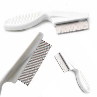 Lice Comb Nit Terminator Steel Nits Comb Head Removal Rid Headlice Hair Kids Pet