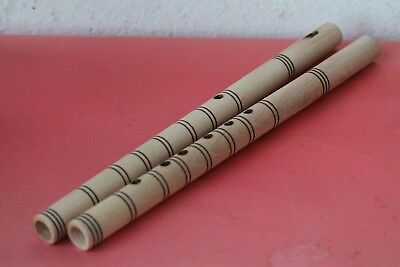 Traditional Hand Made Balkan Wooden Flute Duduk From North West Bulgaria