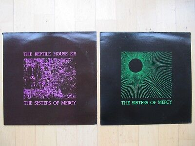 The Sisters of Mercy  Temple of Love und The Reptile House EP