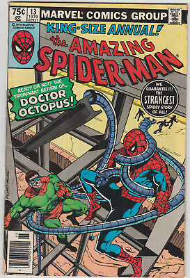 """Verry Nice Lot Of Amazing Spider-Man Annuals """"13,16,18,and 27"""""""