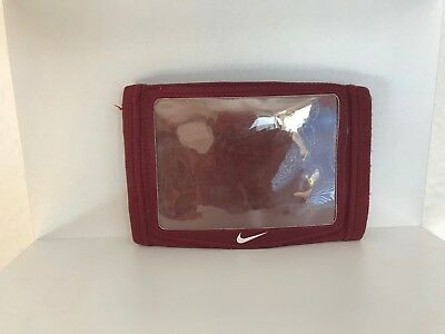 American Football Nike Maroon Wristcoach 1 Window