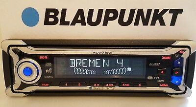 blaupunkt toronto 400 bt usb cd player mp3 autoradio. Black Bedroom Furniture Sets. Home Design Ideas