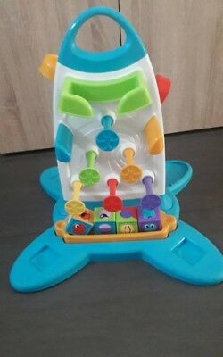 Fisher price roller blocks / Play wall
