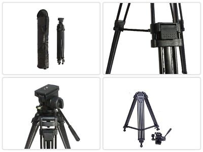 Professional Video Tripod Bowl inch height Quick Capture Smooth Panning Genuine