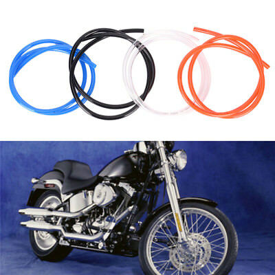1M Motorcycle Motor Bike Fuel Gas Oil Delivery Tube Hose Petrol Pipe Hot Sale
