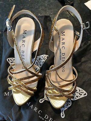 Marc Defang Shoes size 39. Fits size 7 1/2 foot